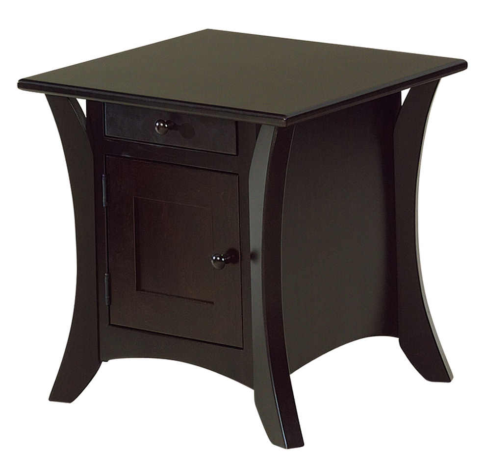 Caledonia Coffee and End Tables CD2224E End Table