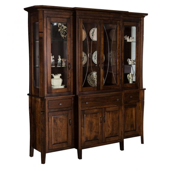 Candice Wood Dining Hutch