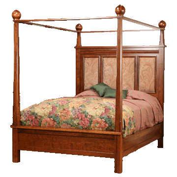 Cabin Creek Bedroom Set CA-576Q Marrakesh Bed