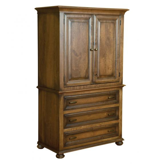 Canyon Creek Rustic Bedroom Collection Armoire