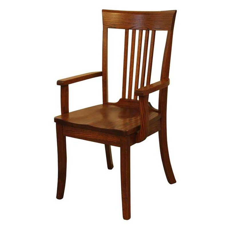 OW Shaker 5 Slat Dining Chair