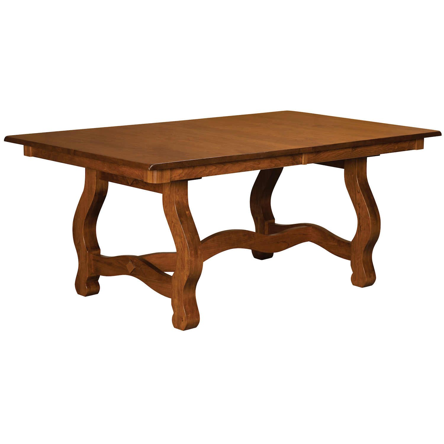 Carolina Dining Room Set T-331 Carolina Trestle Table