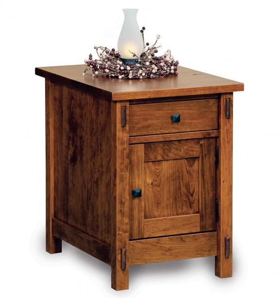 Centennial Enclosed Occasional Tables End Table