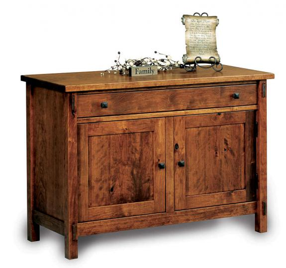 Centennial Enclosed Occasional Tables Sofa Table Cabinet