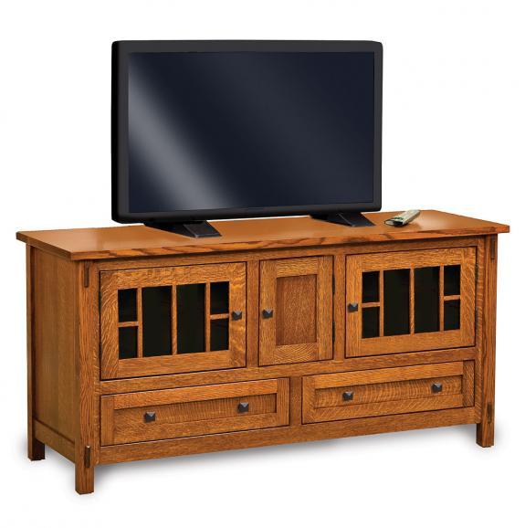 """FVE-032-CN Centennial 60"""" TV Cabinet"""