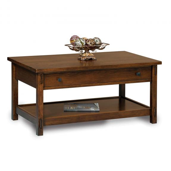 Centennial Open Coffee and End Tables Coffee Table