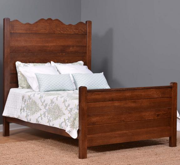Centura High Back Bed