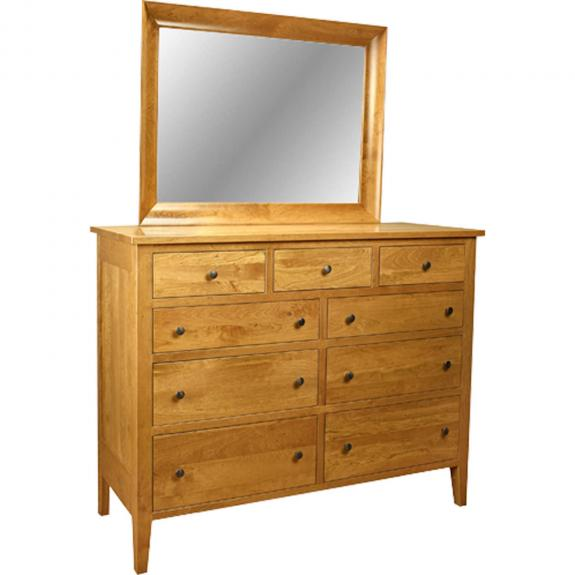 Chelsea Bedroom Furniture Set CS-1657 Tall Dresser