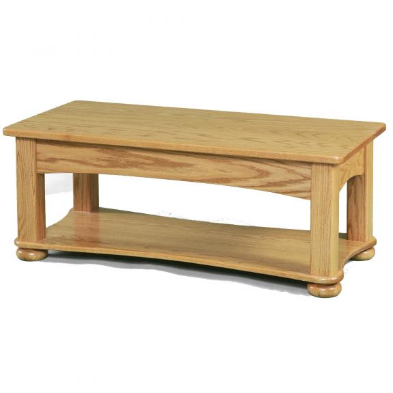 Classic Arch Frame Living Room Tables 182-006-D-S Coffee Tables