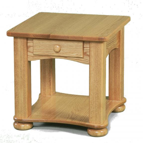 Classic Arch Frame Living Room Tables 182-001-D-S End Tables