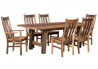 Cleveland-Dining-Table-with-Mission-Chairs