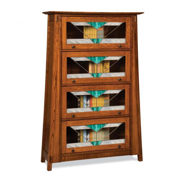 FVBR-4DR-CB Colbran Barrister Bookcase