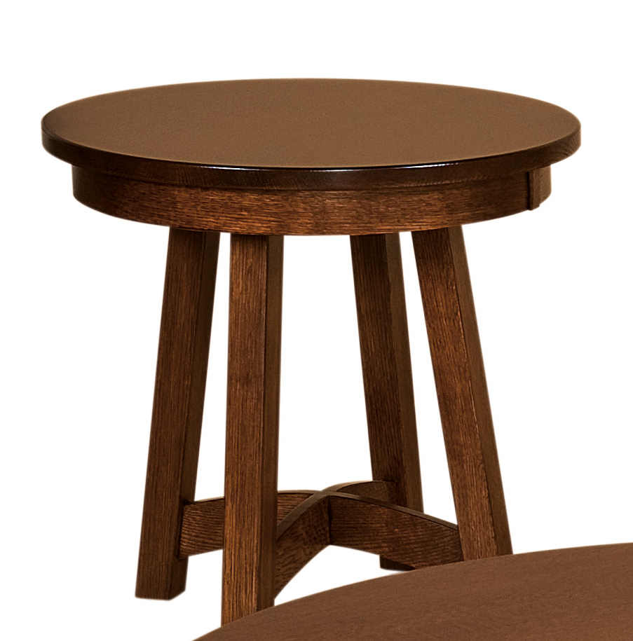 Colbran Occasional Tables COL24RDE Round End Table