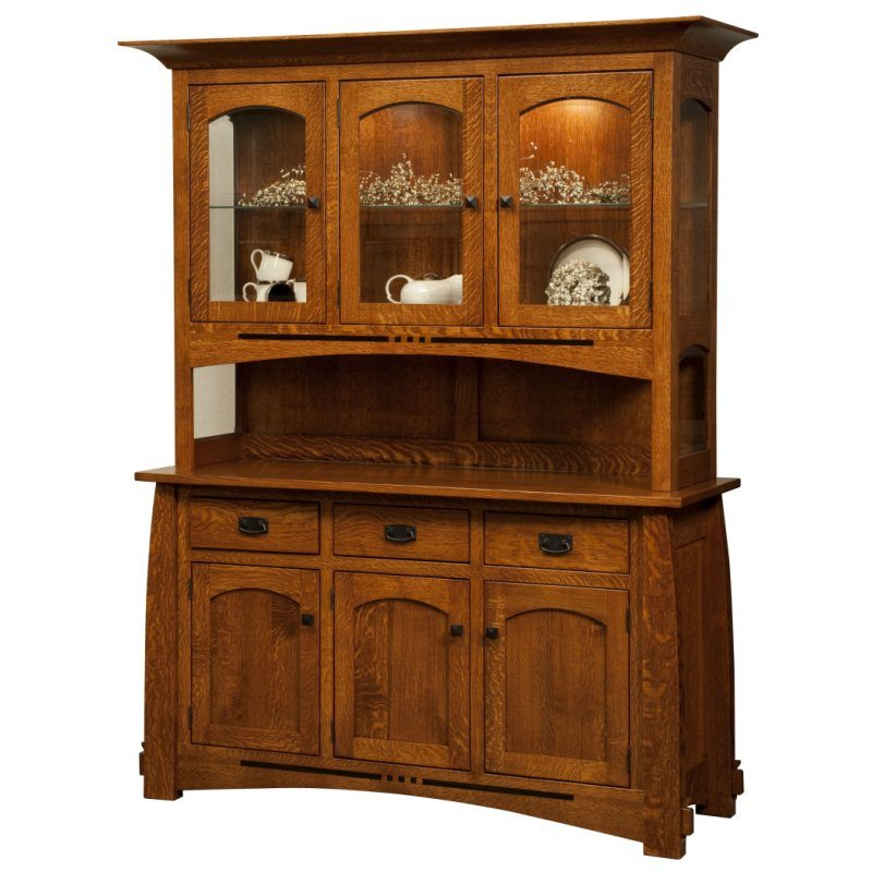 Colebrook Dining Set Colebrook Craftsman Hutch