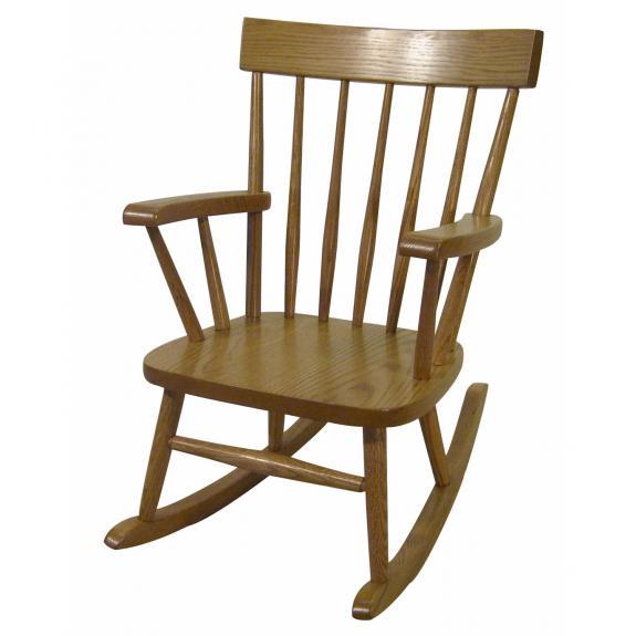 Combback Child's Rocking Chair