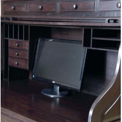 Computer-Deluxe-Rolltop-Desk-Detail