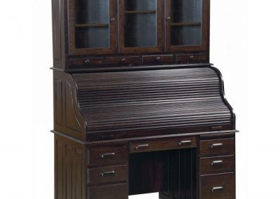 Computer-Deluxe-Rolltop-Desk-with-Hutch
