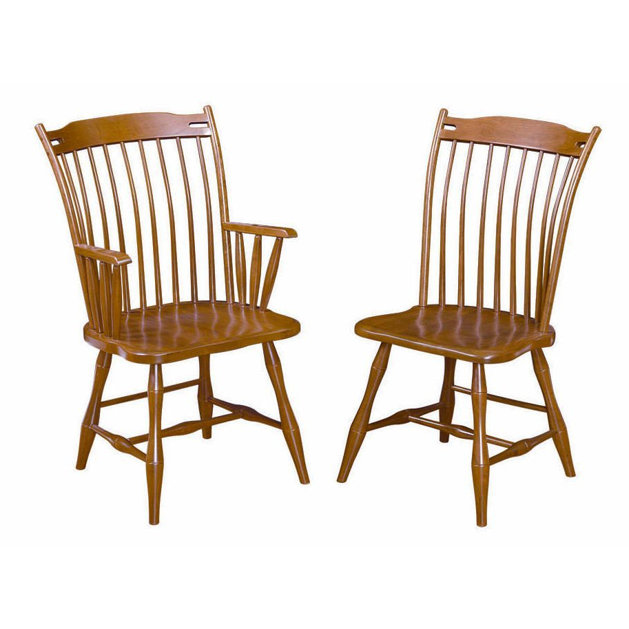 Concord Dining Collection Wood Dining Room Chairs