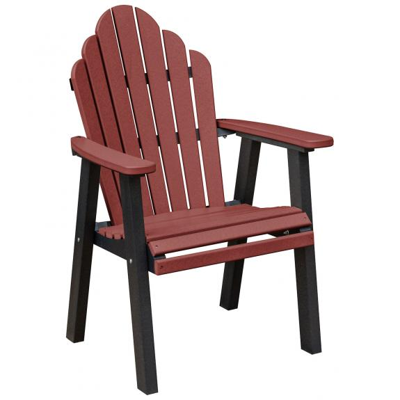 Cozi-Back Outdoor Dining Chair