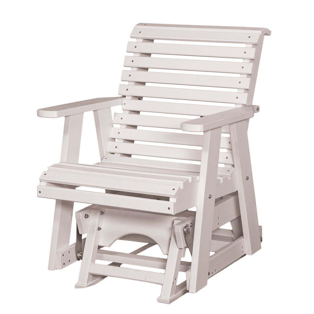 Crest Villa Glider Chair