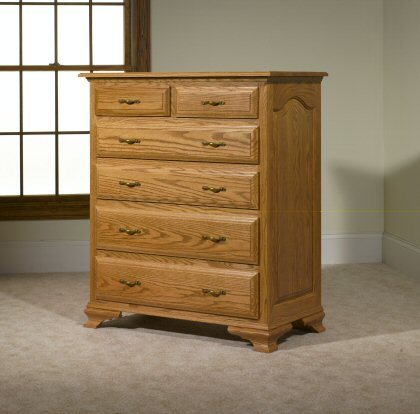 Crown Villa Bedroom Set MB3352 Chest of Drawers