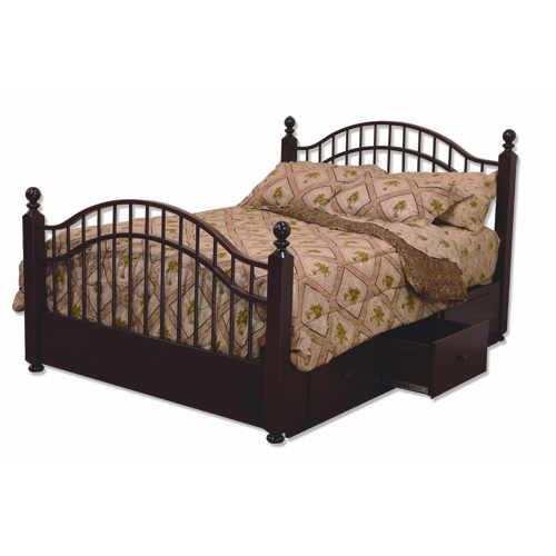 Luellen Bedroom Set LE-479Q Storage Bed