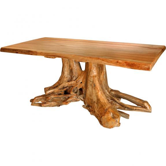 10100-0002 Double Stump Table