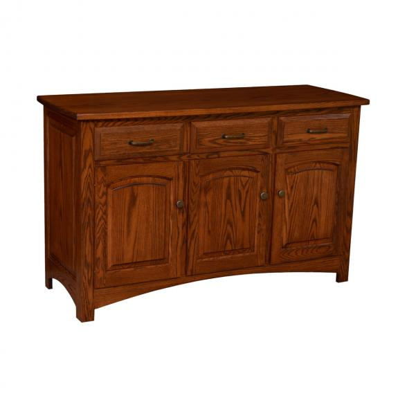 Eaton Ridge Dining Collection G26-33 3 Door Buffet