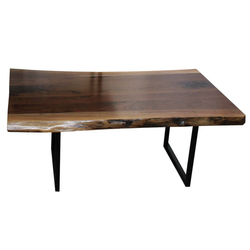 Live Edge Walnut Occasional Tables 308 Walnut Coffee Table