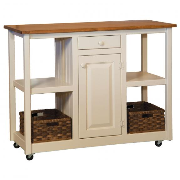 241 Ella's Kitchen Island Server