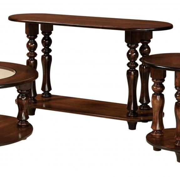 Empire Coffee and End Tables EP1954OVS Sofa Table