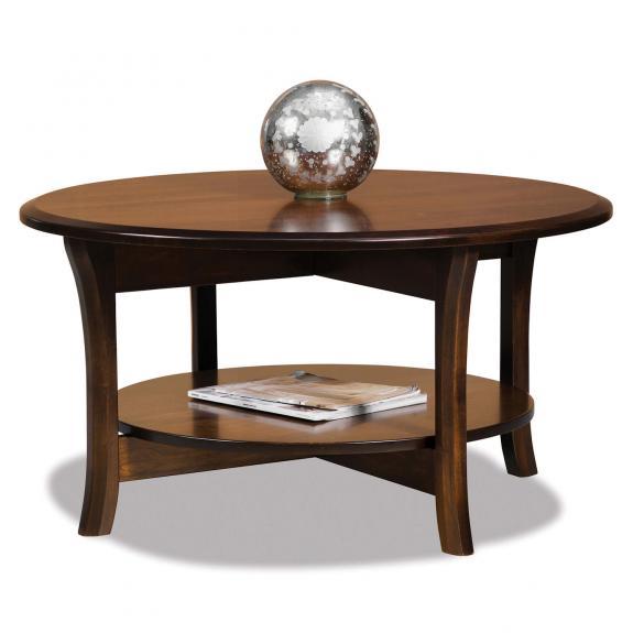 Ensenada Occasional Tables FVET-38R-EN Round Coffee Table