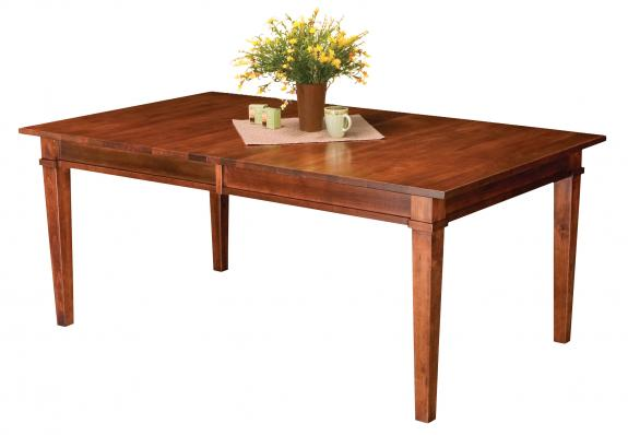 Ethan Rectangle Top Dining Table