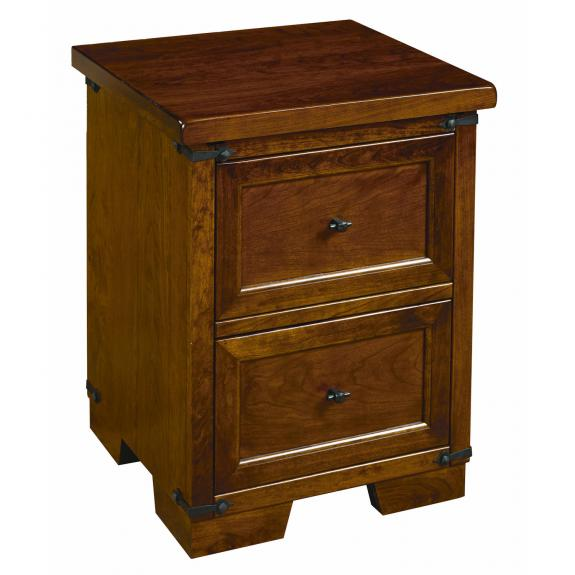 Farmhouse Heritage Bedroom Collection 2 Drawer Nightstand