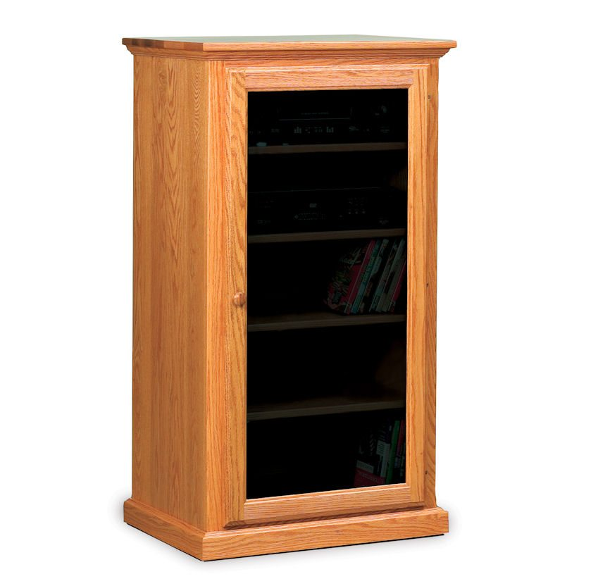FVE-026-C Stereo Component Cabinet