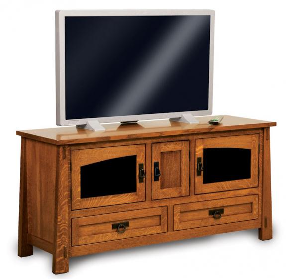"""FVE-032-MD-BP 60"""" TV Stand"""