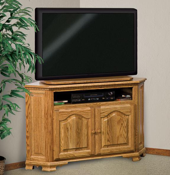 FVE-033 Hoosier Heritage Corner TV Stand