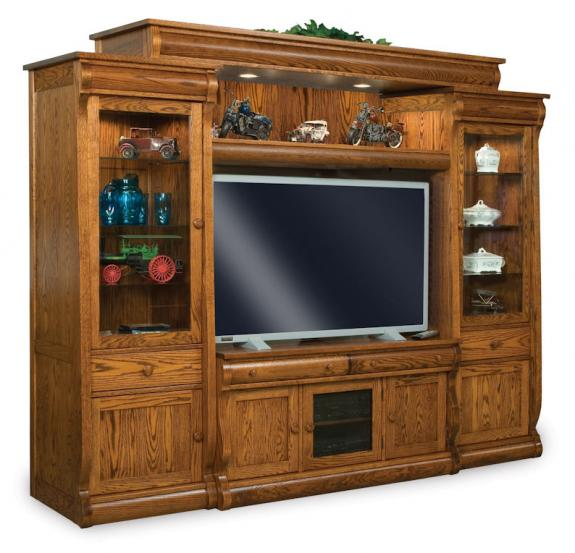 FVE-058 Old Classic Sleigh Wall Unit