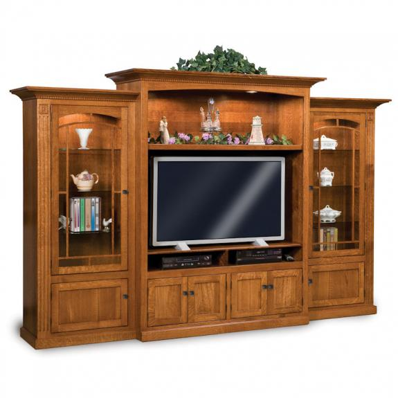 FVE-193 Manhattan LCD TV Wall Unit