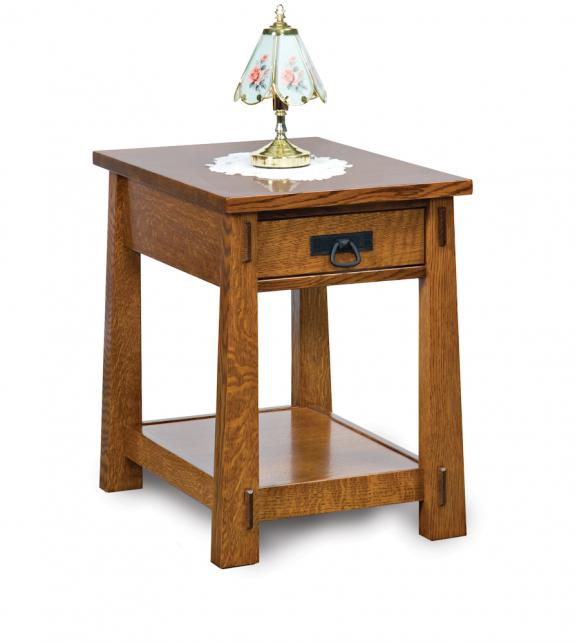 Modesto Open Coffee and End Tables FVET-MD End Table