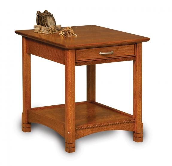 West Lake Open Occasional Tables FVET-WL End Table
