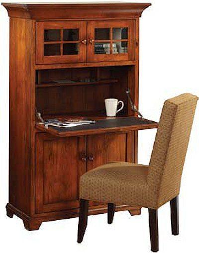 Findlay Drop Front Desk
