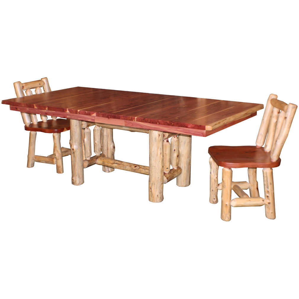Cedar Leaf Dining Room Table