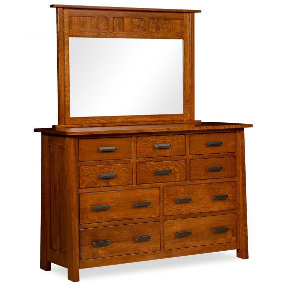 Freemont Mission Bedroom Set FR-6510D Dresser