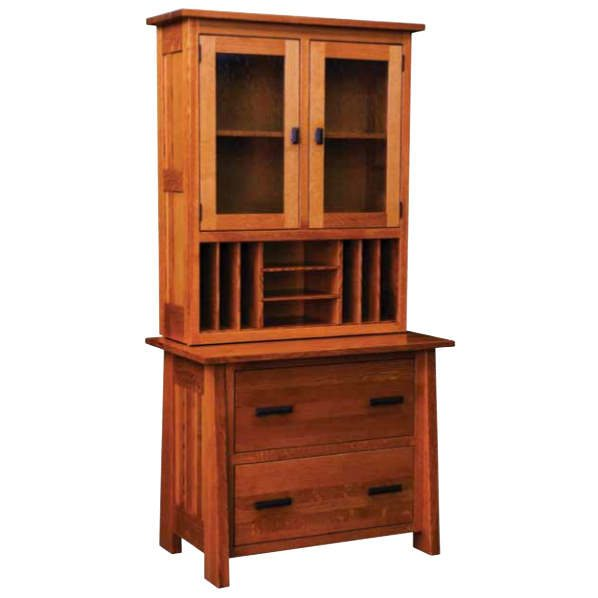 FMLF Freemont Mission Lateral File Cabinet