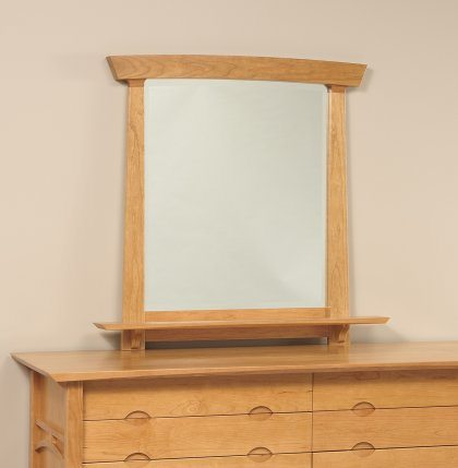 Grand River Bedroom Furniture Set Mirror