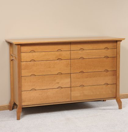 Grand River Bedroom Furniture Set Mule Chest