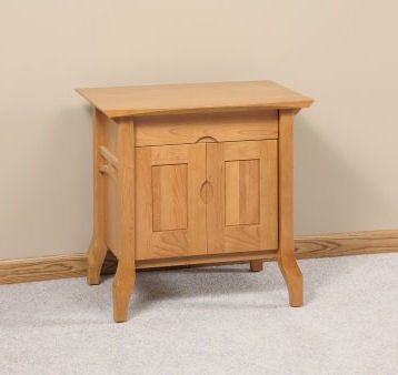 Grand River Bedroom Furniture Set 2 Door Nightstand