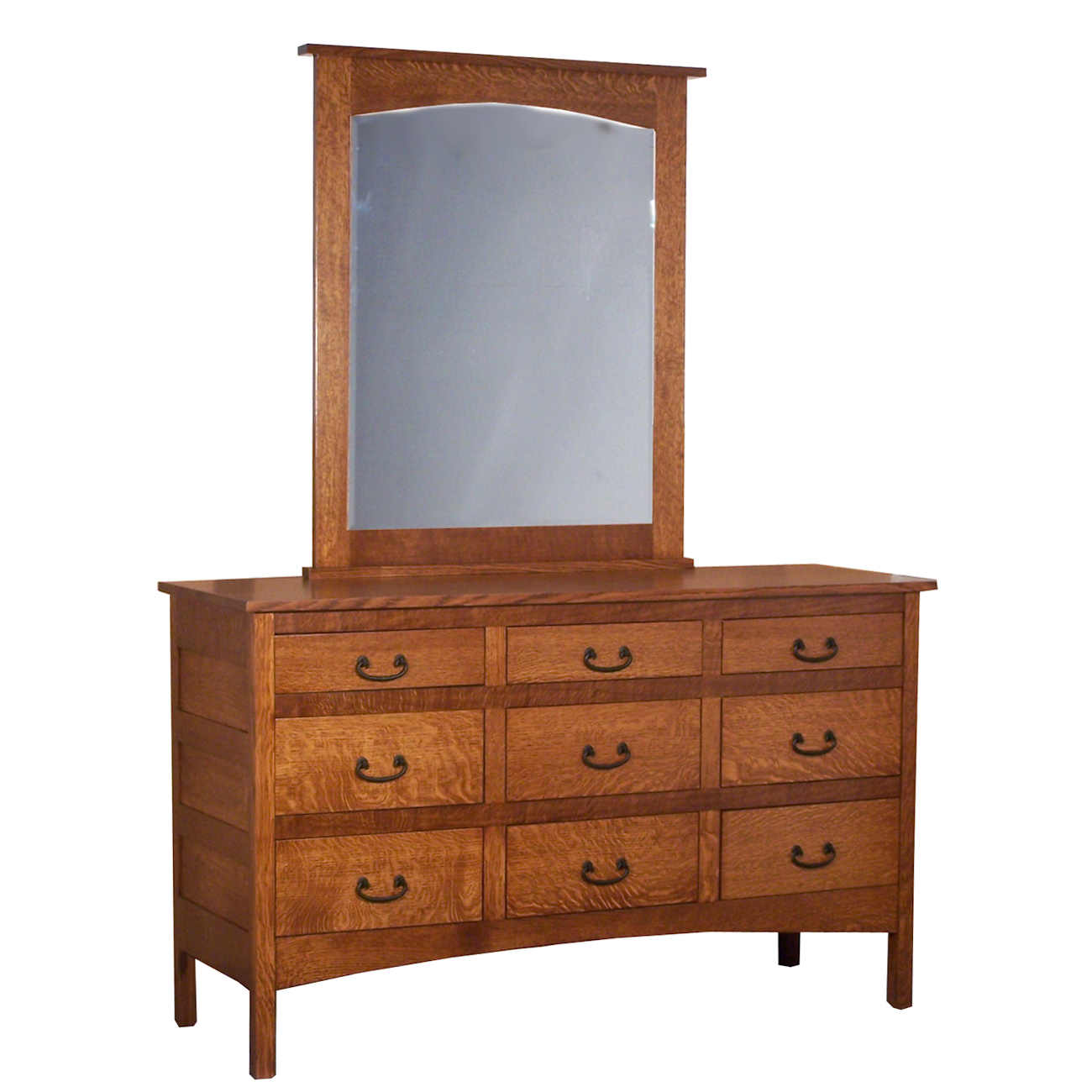 Granny Mission Bedroom Set GD6009 Dresser