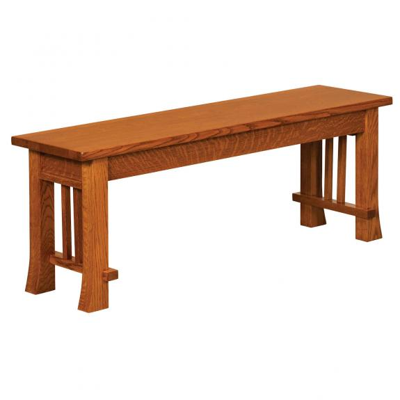 B-413 Grant Dining Table Bench
